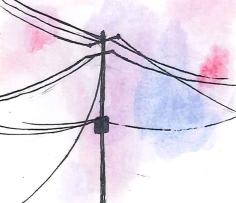 Baran light posts for blog