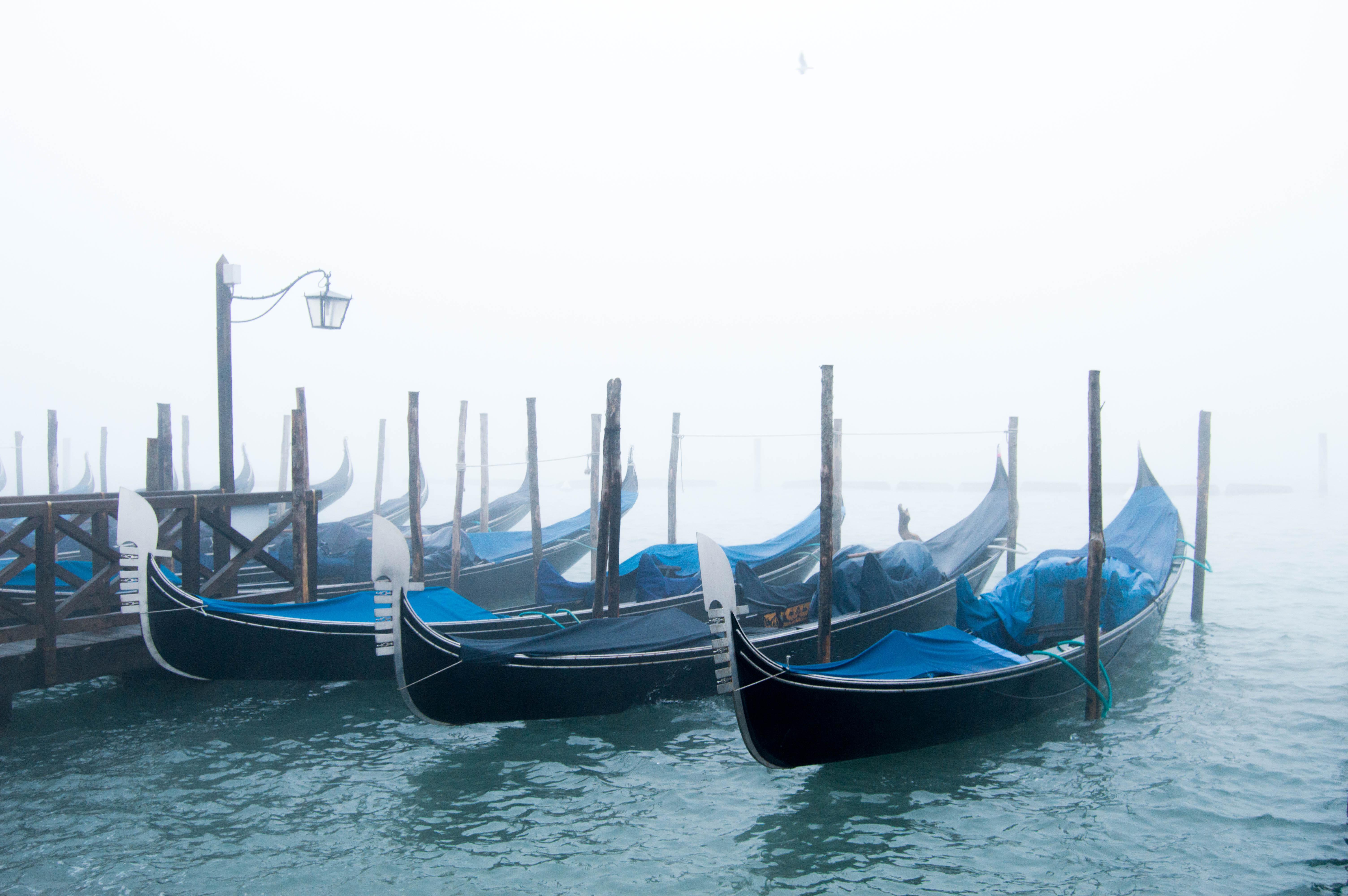 A Foggy Morning in Venice No. 1 - Hannah Kellis