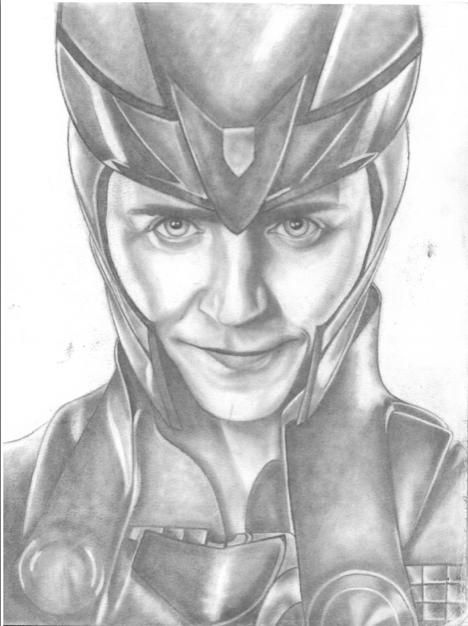 Loki - Alex Drozdoff