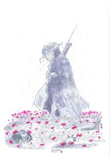 On a Field of Poppies_Chloe DeSilva